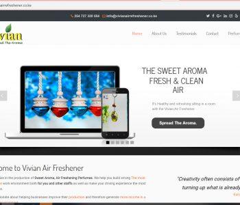 Vivian Air Freshener